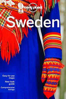 Lonely Planet Sweden book cover
