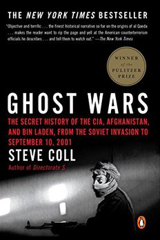 Ghost Wars book cover
