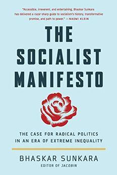 The Socialist Manifesto book cover