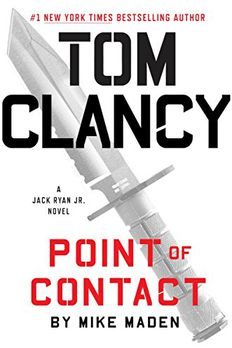 Point of Contact book cover