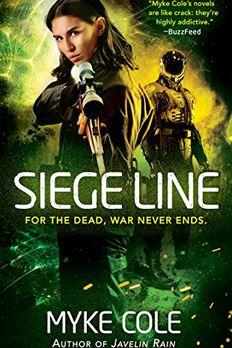 Siege Line book cover