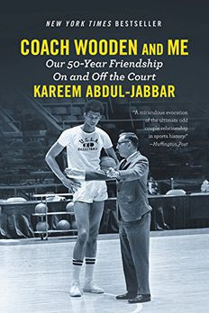 Coach Wooden and Me book cover