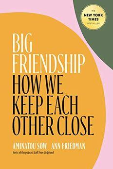 Big Friendship book cover