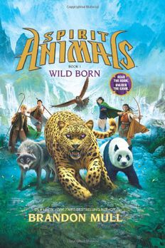 Spirit Animals book cover