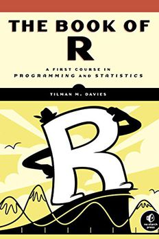 The Book of R book cover