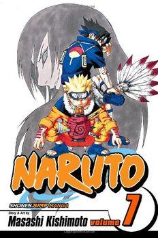 Naruto, Vol. 7 book cover