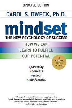 Mindset book cover