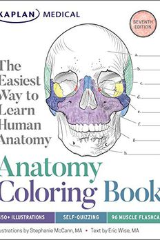 Anatomy Coloring Book book cover