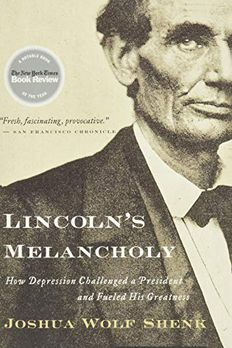 Lincoln's Melancholy book cover