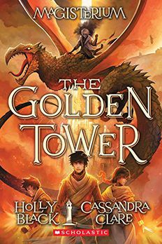The Golden Tower book cover