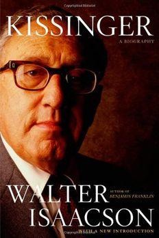 Kissinger book cover