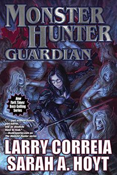 Monster Hunter Guardian book cover