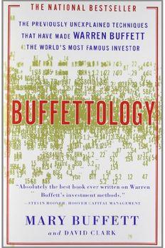 Buffettology book cover