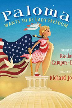 Paloma Wants to be Lady Freedom book cover