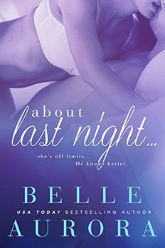 About Last Night book cover