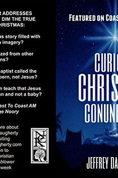 CURIOUS CHRISTMAS CONUNDRUMS book cover