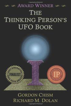 The Thinking Person's UFO Book book cover