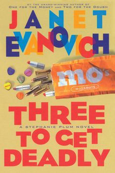 Three to Get Deadly book cover