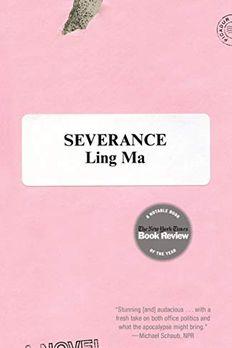 Severance book cover