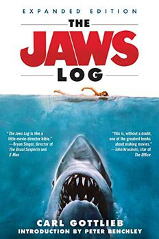 The Jaws Log book cover