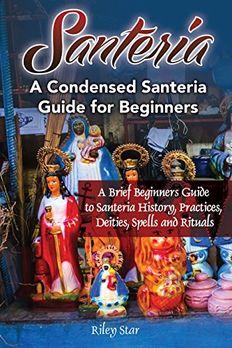 Santeria book cover