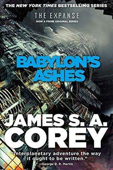 Babylon's Ashes book cover