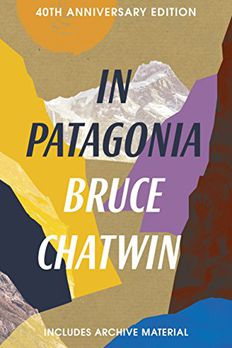 In Patagonia book cover