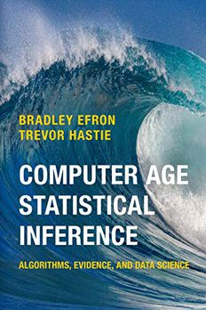 Computer Age Statistical Inference book cover