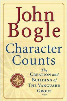Character Counts  book cover