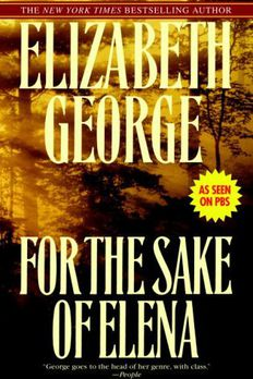 For the Sake of Elena book cover