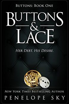 Buttons & Lace book cover