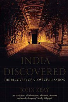 India Discovered  book cover