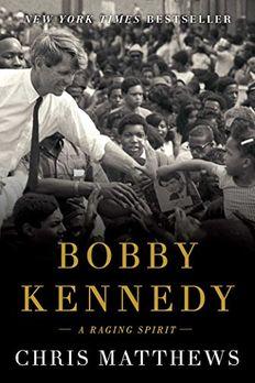 Bobby Kennedy book cover