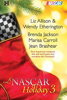 A NASCAR Holiday 3 book cover