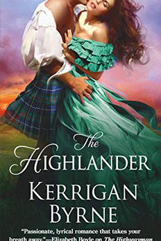 The Highlander book cover