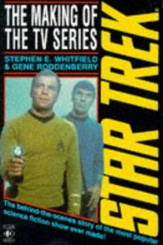 Star Trek book cover