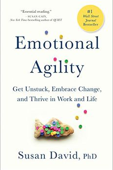 Emotional Agility book cover