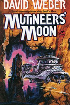 Mutineer's Moon book cover