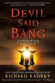 Devil Said Bang book cover