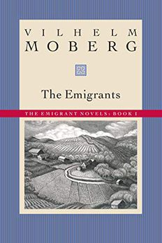 The Emigrants book cover