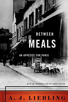 Between Meals book cover