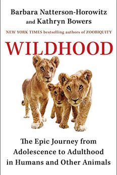 Wildhood book cover