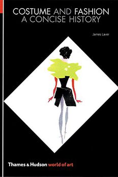Costume and Fashion book cover