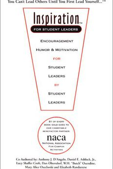 Inspiration For Student Leaders book cover