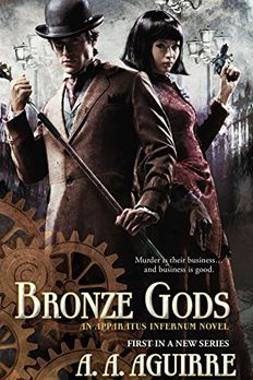 Bronze Gods book cover