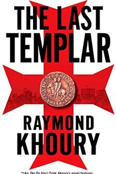 The Last Templar book cover