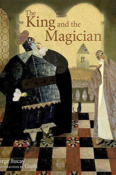 The King and the Magician book cover