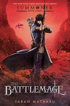 The Battlemage book cover