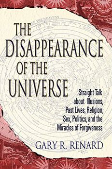 The Disappearance of the Universe book cover