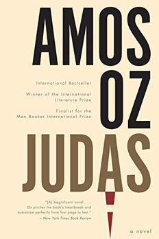 Judas book cover